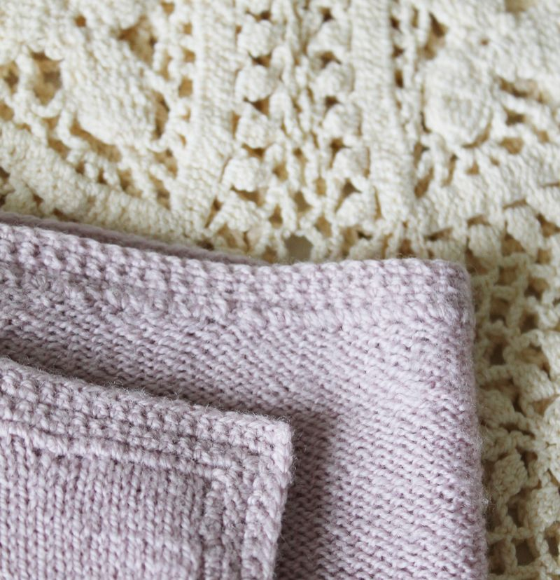 Mauve Sweater 7